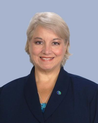 Headshot of Brenda Flaherty